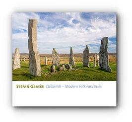 "CD ""Callanish - Modern Folk Fantasies"""