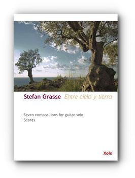 """Guitar Book """"Entre cielo y tierra"""" (2020)"""