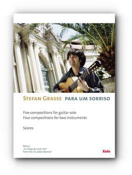 """Guitar Book """"Para um Sorriso"""" (2016)"""