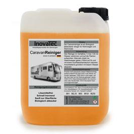 Caravanreiniger - Konzentrat für Wohnwagen & Wohnmobile