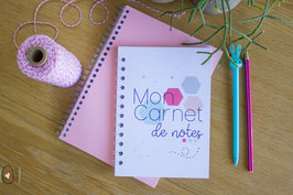 Carnet de notes et pour to-do list ! - Motif losanges