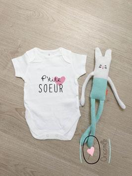 Body/ Tee-shirt - Petite soeur