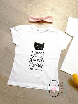 Body/ Tee-shirt - Future Grande soeur