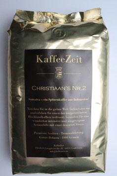 CHRISTIAAN'S NR. 2  - Sumatra (Kaffee)