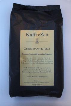 CHRISTIAAN'S NR. 1  (Espresso)