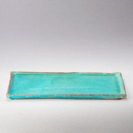 rechteckige Platte