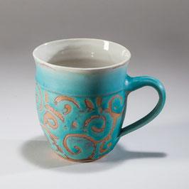 Die große Tasse