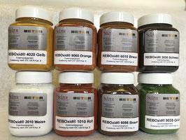 Pulverpigmente in 1000 ml Dosen bis 5 Dosen