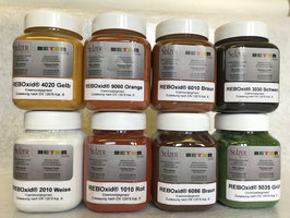 Pulverpigmente in 1000 ml Dosen ab 5 Dosen
