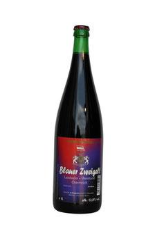 Blauer Zweigelt Bankettwein - 1,00 L