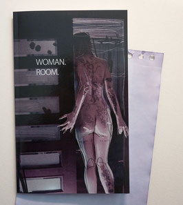 "Recueil d'illustrations ""WOMAN ROOM"""