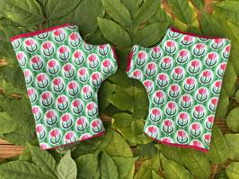 Tulpenliebe - Fingerlose Handschuhe Gr. 2