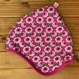 Dutch Love pink - Zipfelmütze gefüttert mit Fleece L