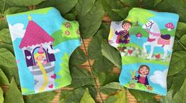 Rapunzel - Fingerlose Handschuhe Gr. 1
