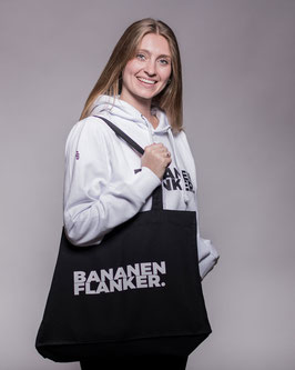 SHOPPINGBAG BANANENFLANKER BLACK