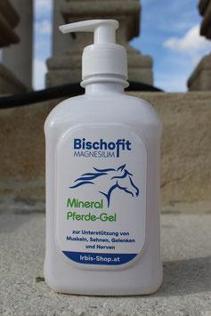 Bischofit Magnesium. Mineral Pferde-Gel, 450 ml