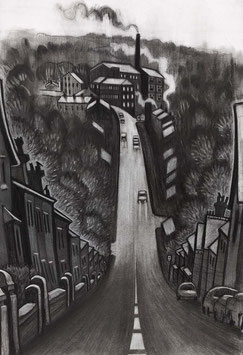 Swizzels Hill Print