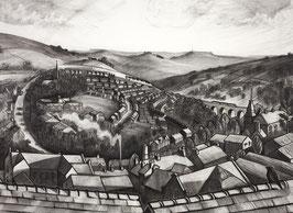 Leygate View Fine Art Print