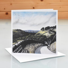 'Beyond Brookbottom' Art Card