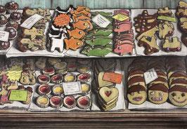 Pott's Biscuits Fine Art Print