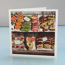 Potts Biscuits Greeting Card