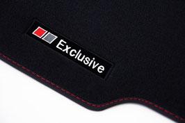 Set 4 Tappeti Auto Moquette Exclusive Toyota Rav4 2012+