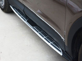 Kit 2 Pedane Laterali Sottoporta Hyundai Santa Fe 2013-2016