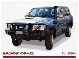 Tubo Aspirazione Snorkel Nissan Patrol Y61 2005-2009