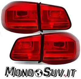 Kit 2 Fanali Stop Posteriori LED New Look VW Tiguan 5N