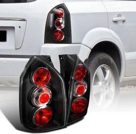 Kit 2 Fari Stop Posteriori Neri Hyundai Tucson 04-10
