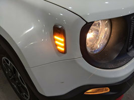 Kit Indicatori Laterali Frecce LED Jeep Renegade 15-19 (Smoke)