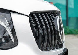 Griglia Mascherina Radiatore Black Look Mercedes GLC X253