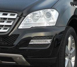 Ricambio Luce Diurna Faretto LED Mercedes ML W164 (SX)