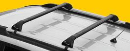 Kit Barre Portatutto Nordrive STEEL Mercedes GLA 2014+