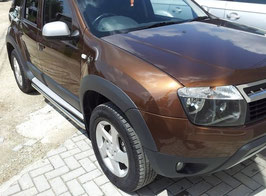 Kit Passaruota Parafanghi Laterali BIGFOOT Dacia Duster 10-17