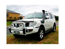 Tubo Aspirazione Snorkel Nissan Navarra Pathfinder 2005-2009