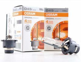 Ricambio Lampadine Xenon Osram D4S OEM 4150K 35W
