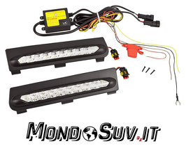 Kit Luci Diurne LED Dacia Duster 2010-2013