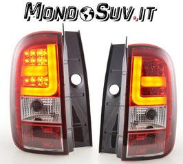 Kit 2 Fanali Stop Posteriori LED Rossi Dacia Duster 10-17