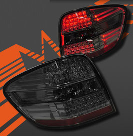 Kit 2 Fanali Stop Posteriori LED Smoke Mercedes ML 05-08