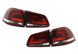Kit 2 Fanali Stop Posteriori LED OEM VW Touareg 7P 2011-2017
