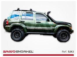 Tubo Aspirazione Snorkel Jeep Cherokee KJ 2002-2007