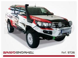 Tubo Aspirazione Snorkel Toyota Hilux (126) 2016+