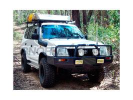 Tubo Aspirazione Snorkel Toyota Land Cruiser 1996-2002