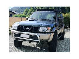 Tubo Aspirazione Snorkel Nissan Patrol Y61 1998-2004