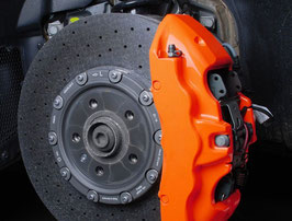 Kit Vernice Pinze Freno Foliatec® Neon Orangen Lucido