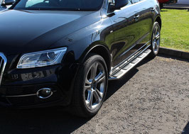 Kit Pedane Laterali Minigonne OEM Look Audi Q7 2011-2015