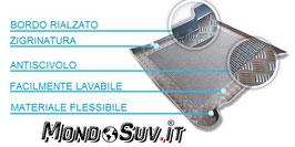 Vasca Protezione Baule KIA Sorento I 02>09