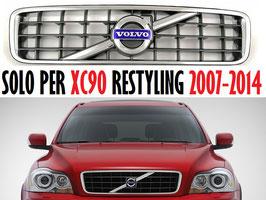 Griglia Radiatore Mascherina Anteriore Volvo XC90 2007-2014