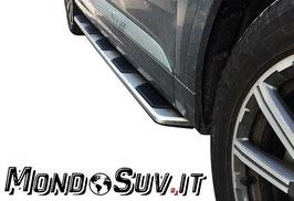 Kit Pedane Laterali Minigonne OEM Look Audi Q5 2008-2012
